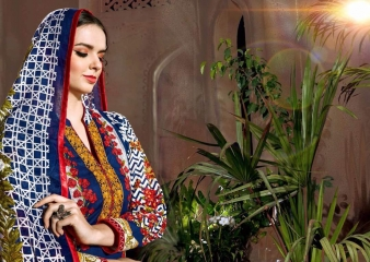 MUMTAZ ARTS RANGON KI DUNIYA ORIGINAL LAWN COTTON VOL 7 WHOLESALE RATE AT GOSIYA EXPORTS SURAT (9)