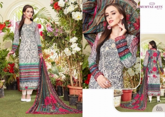 MUMTAZ ARTS THE ORIGINAL LAWN COTTON VOL 6 WHOLESALE RATE AT GOSIYA EXPORTS SURAT WHOLESALE SUPPLAYER AND DEALER SURAT GUJARAT (2)