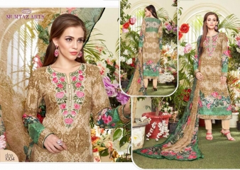 MUMTAZ ARTS THE ORIGINAL LAWN COTTON VOL 6 WHOLESALE RATE AT GOSIYA EXPORTS SURAT WHOLESALE SUPPLAYER AND DEALER SURAT GUJARAT (3)