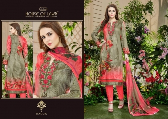 MUSLIN 2 BY HOUSE OF LAWN CATALOG PREMIUM LAWN DUPATTA COLLECTION WHOLESALE SUPPLIER BEST RATE BY GOSIYA EXPORTS SURAT (7)