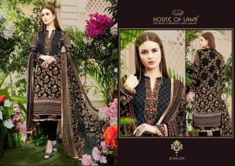MUSLIN 2 BY HOUSE OF LAWN CATALOG PREMIUM LAWN DUPATTA COLLECTION WHOLESALE SUPPLIER BEST RATE BY GOSIYA EXPORTS SURAT (9)