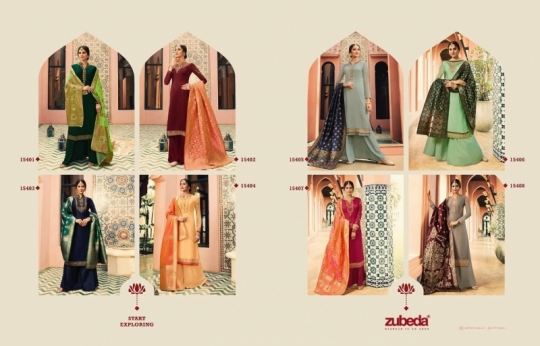 MYRA BANARASI VOL 2 BY ZUBEDA 15401  (1)