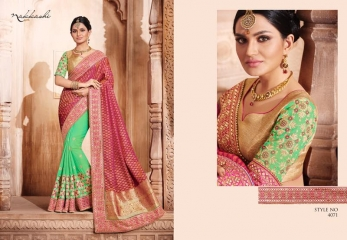 NAKKASHI ELEGANCE EUPHONY DESGINER SAREES COLLECTION WHOLESALE PRICE AT GOSIYA EXPORTS SURAT GUJARAT WHOLESALE DEALER (10)
