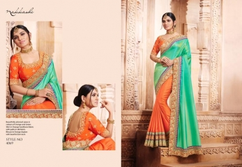 NAKKASHI ELEGANCE EUPHONY DESGINER SAREES COLLECTION WHOLESALE PRICE AT GOSIYA EXPORTS SURAT GUJARAT WHOLESALE DEALER (11)