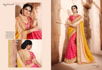 NAKKASHI ELEGANCE EUPHONY DESGINER SAREES COLLECTION WHOLESALE PRICE AT GOSIYA EXPORTS SURAT GUJARAT WHOLESALE DEALER (13)