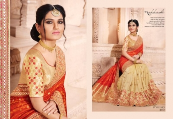 NAKKASHI ELEGANCE EUPHONY DESGINER SAREES COLLECTION WHOLESALE PRICE AT GOSIYA EXPORTS SURAT GUJARAT WHOLESALE DEALER (14)