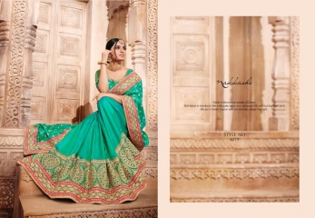 NAKKASHI ELEGANCE EUPHONY DESGINER SAREES COLLECTION WHOLESALE PRICE AT GOSIYA EXPORTS SURAT GUJARAT WHOLESALE DEALER (16)