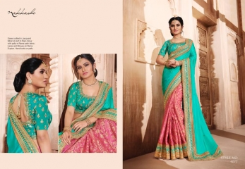 NAKKASHI ELEGANCE EUPHONY DESGINER SAREES COLLECTION WHOLESALE PRICE AT GOSIYA EXPORTS SURAT GUJARAT WHOLESALE DEALER (18)