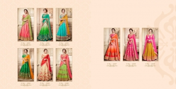 Nakkashi elements heavy range sarees colllections WHOLESALE BEST ARTE BY GOSIYA EXPORTS SURAT (1)