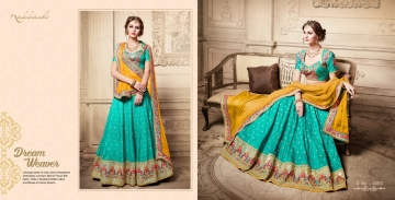 Nakkashi elements heavy range sarees colllections WHOLESALE BEST ARTE BY GOSIYA EXPORTS SURAT (13)