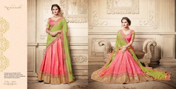 Nakkashi elements heavy range sarees colllections WHOLESALE BEST ARTE BY GOSIYA EXPORTS SURAT (2)