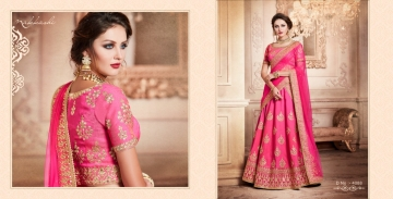 Nakkashi elements heavy range sarees colllections WHOLESALE BEST ARTE BY GOSIYA EXPORTS SURAT (5)
