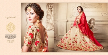 Nakkashi elements heavy range sarees colllections WHOLESALE BEST ARTE BY GOSIYA EXPORTS SURAT (8)