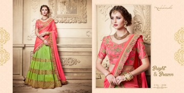 Nakkashi elements heavy range sarees colllections WHOLESALE BEST ARTE BY GOSIYA EXPORTS SURAT (9)