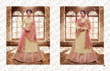 NAKKASHI ENCORE WHOLESALE PRICE AT SURAT THE BRIDAL COLLECTION (10)