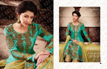 NAKKASHI ENCORE WHOLESALE PRICE AT SURAT THE BRIDAL COLLECTION (13)