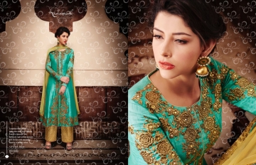 NAKKASHI ENCORE WHOLESALE PRICE AT SURAT THE BRIDAL COLLECTION (14)