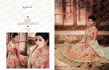 NAKKASHI ENCORE WHOLESALE PRICE AT SURAT THE BRIDAL COLLECTION (16)