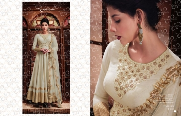 NAKKASHI ENCORE WHOLESALE PRICE AT SURAT THE BRIDAL COLLECTION (3)