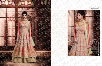 NAKKASHI ENCORE WHOLESALE PRICE AT SURAT THE BRIDAL COLLECTION (4)