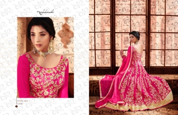 NAKKASHI ENCORE WHOLESALE PRICE AT SURAT THE BRIDAL COLLECTION (8)