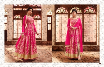 NAKKASHI ENCORE WHOLESALE PRICE AT SURAT THE BRIDAL COLLECTION (9)