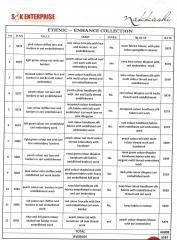 NAKKASHI ETHNIC ENHANCE COLLECTION BRIDAL LEHENGA CATALOG WHOLESALE BEST RATE (13)