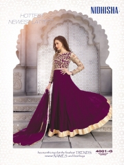 NIDHISHA COLOUR ADDICTION VOL 1 PARTY WEAR SALWAR SUIT CATALOG AT BEST RATE BY GOSIYA EXPORTS SURAT (22)