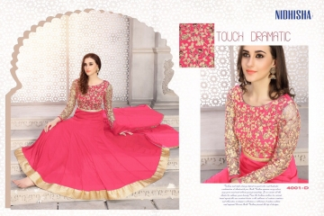 NIDHISHA COLOUR ADDICTION VOL 1 PARTY WEAR SALWAR SUIT CATALOG AT BEST RATE BY GOSIYA EXPORTS SURAT (26)