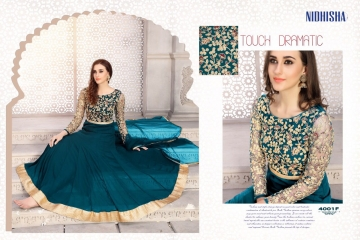 NIDHISHA COLOUR ADDICTION VOL 1 PARTY WEAR SALWAR SUIT CATALOG AT BEST RATE BY GOSIYA EXPORTS SURAT (28)