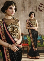 NIRVANA ALL HITS FANCY DESIGNER SAREE COLLECTION WHOLESALE BY GOSIYA EXPORTS SURAT (1)