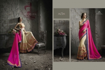 NIRVANA ALL HITS FANCY DESIGNER SAREE COLLECTION WHOLESALE BY GOSIYA EXPORTS SURAT (20)