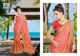 NIRVANA FASHION 1900 SERIES DESIGNER SAREES WHOLESALE RATE AT SURAT (16)
