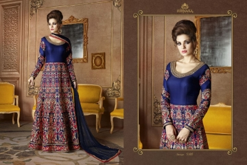 NIRVANA FASHION SAMPANN DESIGNER SUITS WHOLESALE SURAT DEALER BY GOSIYA EXPORTS SURAT (8)