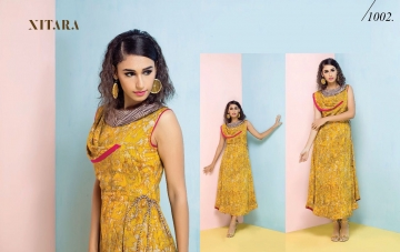 NITARA SPLASH RAYON KURTI WHOLESALE RATE AT GOSIYA EXPORTS SURAT WHOLESALE DEALER AND SUPPLAYER SURAT GUJARAT (2)