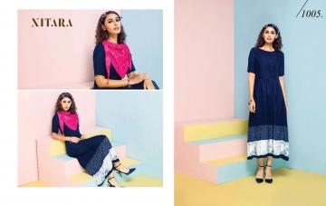 NITARA SPLASH RAYON KURTI WHOLESALE RATE AT GOSIYA EXPORTS SURAT WHOLESALE DEALER AND SUPPLAYER SURAT GUJARAT (5)