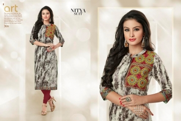 NITYA LT FABRICS COTTON SPECIAL VOL - 3 KURTI WHOLESALE RATE AT GOSIYA EXPORTS SURAT WHOLESALE DEALER AND SUPPLAYER SURAT GUJARAT (7)