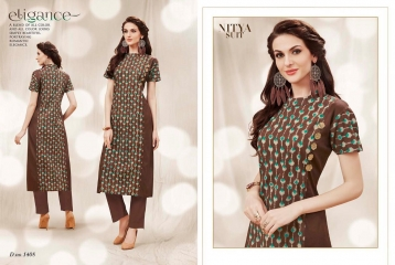 NITYA NX VOL 14 BY LT FABRICS COTTON CASUAL WEAR KURTI COLLECTION WHOLESALE SURAT BEST RATE BY GOSIYA EXPORTS (4)
