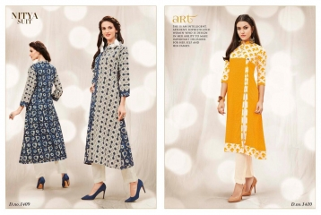 NITYA NX VOL 14 BY LT FABRICS COTTON CASUAL WEAR KURTI COLLECTION WHOLESALE SURAT BEST RATE BY GOSIYA EXPORTS (5)