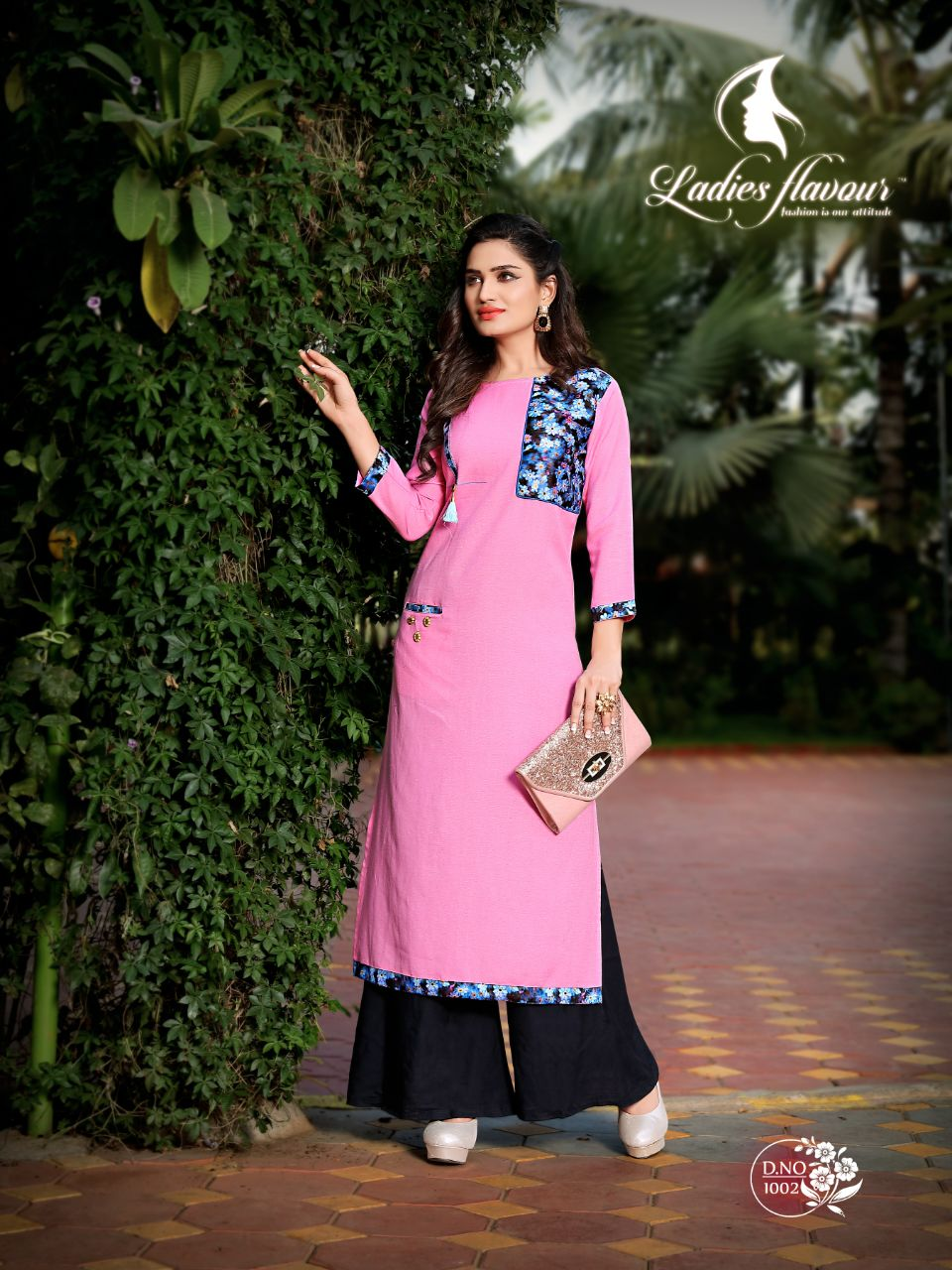 79074fb44d Gosiya Exports » NOOR LADIES FLAVOUR LINEN RAYON PARTY WEAR KURTIS ...