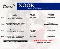 NOOR LAWN COLLECTION VOL 18 (5)