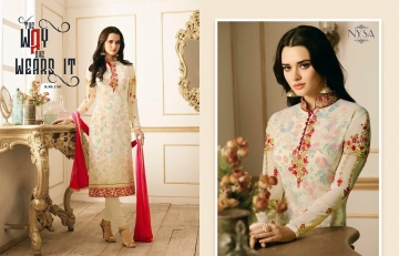 NYSA LIFESTYLE VOL 8 CATALOG WHOLESALE PARTY WEAR GEORGETTE EMBROIDERED SUITS SUPPLIER DEALER BEST RATE BY GOSIYA (2)