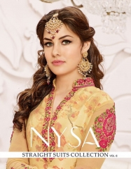 NYSA STRAIGHT SUITS COLLECTION VOL - 5 WHOLESALE RATE AT GOSIYA EXPORTS SURAT WHOLESALE DEALER AND SUPPLAYER SURAT GUJARAT (7)