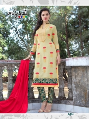 ONLY SUIT PRESENT A-3 SALWAR KAMEEZ WHOLESALE RATE AT GOSIYA EXPORTS SURAT (4)