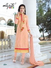 ONLY SUIT PRESENT A-3 SALWAR KAMEEZ WHOLESALE RATE AT GOSIYA EXPORTS SURAT (6)