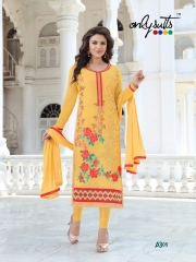 ONLY SUIT PRESENT A-3 SALWAR KAMEEZ WHOLESALE RATE AT GOSIYA EXPORTS SURAT (7)