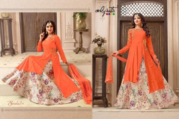 ONLY SUITS BRIDAL VOL 3 WHOLESALE EMBROIDERY SALWAR KAMEEZ SURAT BEST RATE GOSIYA EXPORTS (3)