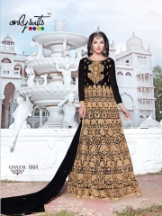 ONLY SUITS GHAZAL BRIDAL EID SPECIAL SALWAR KAMEEZ WHOLESALE BY GOSIYA EXPORTS (4)