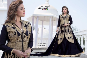 ONLY SUITS GHAZAL BRIDAL EID SPECIAL SALWAR KAMEEZ WHOLESALE BY GOSIYA EXPORTS (6)