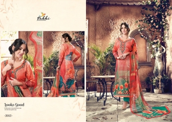 PAKHI OLIVIA PREMIUM COTTON DIGITAL PRINT CATALOGUE WHOELSALE BEST RATE BY GOSIYA EXPORTS SURAT (3)